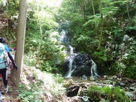 P1180517二の滝